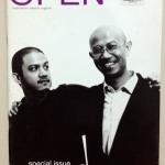 นิตยสาร OPEN หน้าปก สุทธิชัย ยุ่น และ ปราบดา ยุ่น