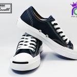 รองเท้าผาใบ CONVERSE JACK PURCELL CP OX NAVY/WHITE เบอร์4-10