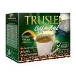 Truslen Coffee Bloc 10 sachets สีเขียว กาแฟปรุงสำเร็จรูปชนิดผง ลดความอยากอาหาร ป้องกันไขมันใหม่สะสม