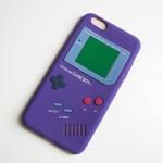 ** พร้อมส่งค่ะ ** เคส iPhone 6+/6s plus ลาย Gameboy สีม่วง