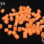 เม็ดบีทรีดร้อน สีส้มใส 5 มิล (1ขีด/1,820ชิ้น)