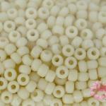 ลูกปัด Miyuki 15/0 สีขาวครีม รหัส 492
