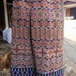 กางเกงอิวเมี่ยน สำหรับผู้หญิง ปักละเอียด สีสันสดใส หายาก