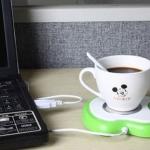 ที่อุ่น USB รูปแอ๊บเปิ้ล