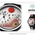 Pre-order: Boys basketball Mini watch