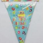 ธงประดับงาน Happy Birthday / Item No. TL-S008