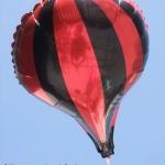 ลูกโป่งฟลอย์ทรงบอลลูน สีแดง - Hot Air Balloon Shape Foil Balloon Red Color / Item No.TL-G037