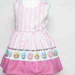 เสื้อผ้าเด็ก ชุดเดรส ชุดกระโปรงสำหรับเด็กผู้หญิง Violet Zoo (ส่งฟรี)