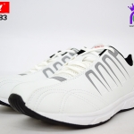 รองเท้าวิ่งบาโอจิ BAOJI รุ่น BK99383 สีขาว เบอร์41-45
