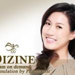 "Dizine Cream (Cream on Demand) "" The Best Answer For Your Skin "" ครีมที่ออกแบบมาเพื่อคุณโดยเฉพาะ ทางเลือกใหม่สำหรับผิวสุขภาพดี แก้ปัญหาได้อย่างตรงจุด แล้วความสวยก็จะไม่ยุ่งยากอีกต่อไป โทรหาเราสิค่ะ 085-2269629"