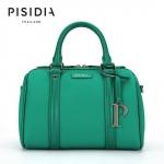 กระเป๋าแบรนด์เนม PISIDIA รุ่น WELKIN สีเขียว (ส่งฟรี EMS)