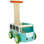 ของเล่นไม้ ของเล่นเด็ก ของเล่นเสริมพัฒนาการ Van Walker – Blue (ส่งฟรี)