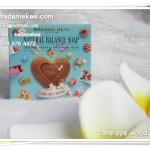 หัวใจ แคร์สปา มาดามเฮง Set Natural Balance care spa soap WOOD มาดามเฮง