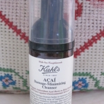 Kiehl's Acai Damage-Minimizing Cleanser 45ml. (ขนาดทดลอง)