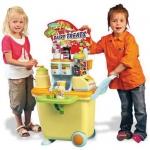 ชุดรถเข็นขายน้ำแข็งใสหวานเย็น+ลูกอม Playgo 3300 | สินค้าหมด