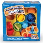 ของเล่นเสริมพัฒนาการ Smart Snacks Peek-a-Boo Color Muffins