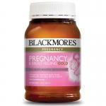 วิตามินระหว่างตั้งครรภ์และให้นมบุตร Blackmores Pregnancy & Breast-Feeding Gold (180 เม็ด)