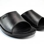 รองเท้าแตะหนัง ADDA 7F13 สีดำ 44-45