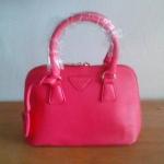 กระเป๋าแฟชั่นพร้อมส่ง รหัส RK-8328 สีชมพูเข้ม งานเทียบ Axixi น่าใช้ค่ะ