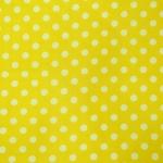 คอตตอน ญี่ปุ่น ลายจุดขนาด 3 มม สีสันสดใส เหมาะสำหรับงานผ้าทุกชนิด ตัด กระโปรง ทำกระเป๋า ปลอกหมอน และอื่นๆ