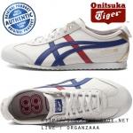 Onitsuka Tiger Mexico 66 Limited Edition - Premium White / Dark Blue ของแท้ มีกล่อง ป้ายครบ