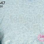 ลูกปัด Miyuki 15/0 สีขาวใสรุ้ง รหัส 250