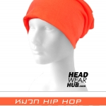 หมวก HIPHOP - ORANGE