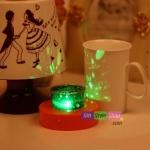 กล่องไฟ HBD Projection Electronic Candle PA0104