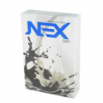 NEX Day เน็กซ์เดย์ รุ่นใหม่ (Ex day เอ็กซ์เดย์ ) อาหารเสริม ลดน้ำหนัก ช่วยให้อิ่มเร็ว เผาผลาญไว 1 กล่อง (10 ซอง)