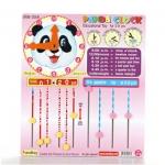 เกมการศึกษา handtoy LockSlide Panda Clock (4054) | สินค้าหมด