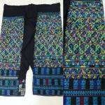 กางเกงผ้าปัก สำหรับผู้หญิง