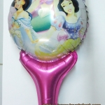 บอลลูนเป่าลม ลายเจ้าหญิง Princess / Item No. TL-M002