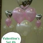 วาเลนไทน์ Valentine's Set # 6 *สามารถเลือกเปลี่ยน สีได้ตามความต้องการ*