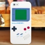 ** พร้อมส่งค่ะ ** เคส iPhone 5/5S/5se ลายGameboy สีขาว