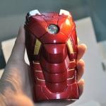 ** Pre-order ** เคส Iron Man Mark VII iPhone 5 3D สีแดง