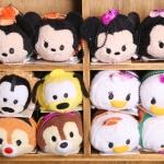 พวงกุญแจ Disney Tsum Tsum Halloween