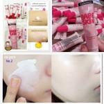 ครีมหน้าเงา ครีมกระจก Tanako Babe Skin Rosy Complexion Honey Cream ช่วยบำรุงผิวหน้าให้ดูชุ่มชื่นน่าสัมผัส ผิวหน้าดูเด็ก หน้าวาวเหมือนสาวเกาหลี ขนาดบรรจุ : ปริมาณ 30 ml. ราคา 120 บาท ช่วยบำรุงผิวหน้าให้ดูชุ่มชื่นน่าสัมผัส ผิวหน้าดูเด็กน่าสัมผัส เลขที่รั