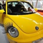 ขนตาติดรถยนต์ แบบมีอายไลเนอร์เป็นเพชร วิ้งๆๆๆๆ สวยๆ เริ่ดๆ สินค้านำเข้า 650 บาท เท่านั้นจ้า !!!
