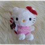 พร้อมส่ง :: ตุ๊กตา Hello kitty อมยิ้ม