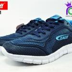 รองเท้าผ้าใบ BAOJI บาโอจิ รุ่น DK99371 สีกรมฟ้า เบอร์ 41-45