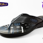 รองเท้าเพื่อสุขภาพ DEBLU เดอบลู รุ่น M7714 สีน้ำเงิน เบอร์ 39-44