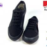 รองเท้าผ้าใบ MASHARE (มาแชร์) รุ่น V-7 สีดำ เบอร์ 37-44