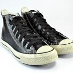 รองเท้าผ้าใบหนังหุ้มข้อ Superstar