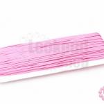 เชือกไหม สีชมพู 1หลา(90ซม)
