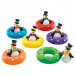 ของเล่นเสริมพัฒนาการ Smart Splash Color Play Penguins