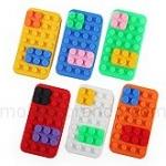 สุดเก๋ !!! เคส iPhoneiPhone4 Case เลโก้ 270.- Brick Protective Case ตัวนี้ถูกออกแบบมาให้คล้ายกับเลโก้ ด้านหลังมีปุ่มมาให้ 28 ปุ่ม มาพร้อมกับตัวต่อแกะได้ 2 ชิ้น