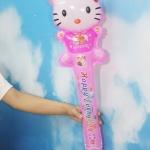 บอลลูนเป่าลม พิมพ์ลาย Hello Kitty / Item No. TL-M019
