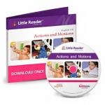 บทเรียนเพิ่มเติม เสริมพัฒนาการเด็ก Actions and Motions Category Pack