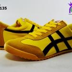 ผ้าใบแกมโบล GAMBOL รุ่นGB86135 สีเหลือง เบอร์40-44