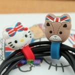 สายเก็บหูฟัง Hello Kitty PA0028